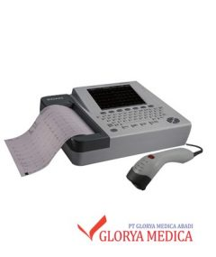 jual ecg 12 channel edan